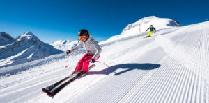 Transfer Ski Resort Saas Fee