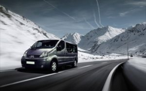 transfer Turin to Courchevel