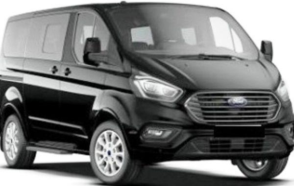 noleggio minivan 8 posti Torino